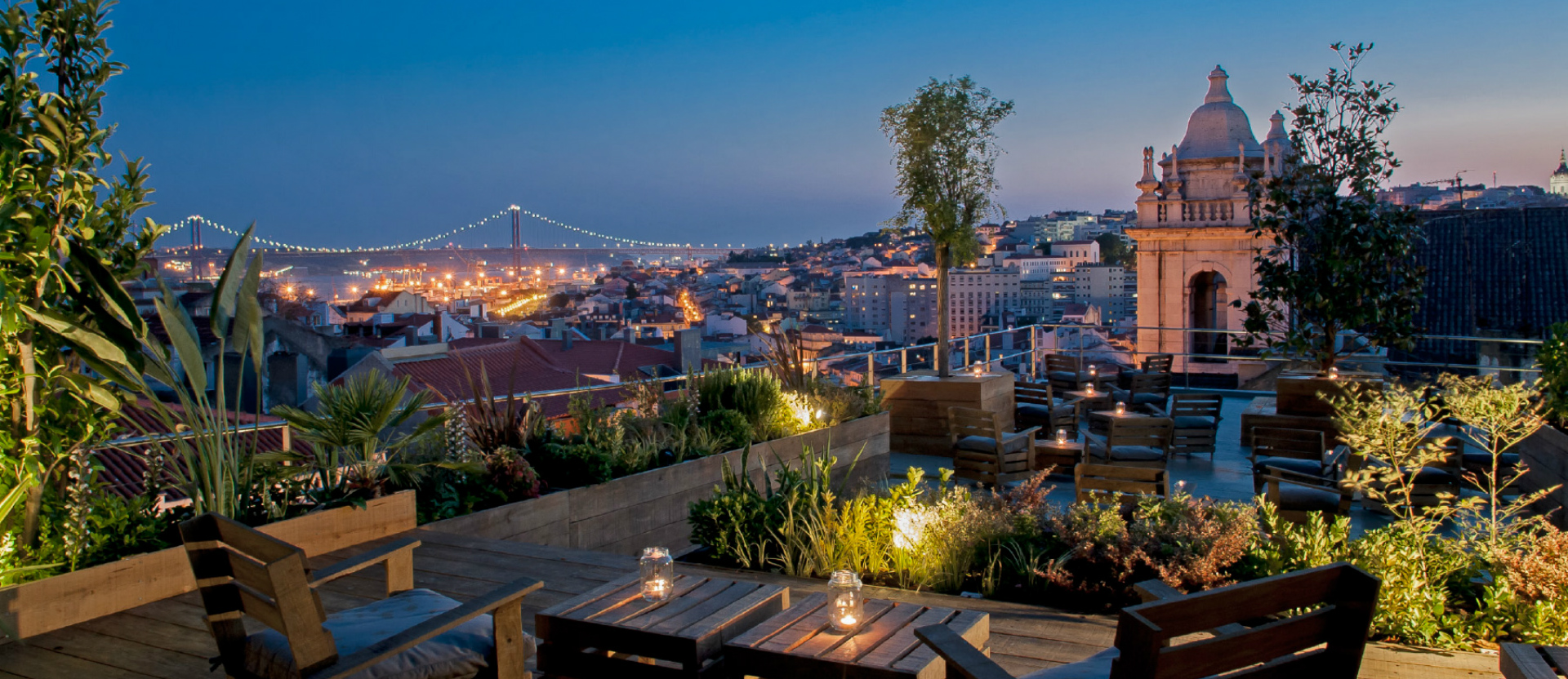 Best rooftops in Portugal: PARK Bar what to do in lisbon What To Do In Lisbon: 48 Hours In The Capital Carrocel 1 18