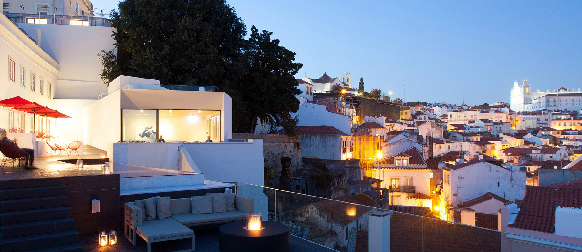 Best rooftops in Portugal: Memmo Alfama what to do in lisbon What To Do In Lisbon: 48 Hours In The Capital Carrocel 2 88