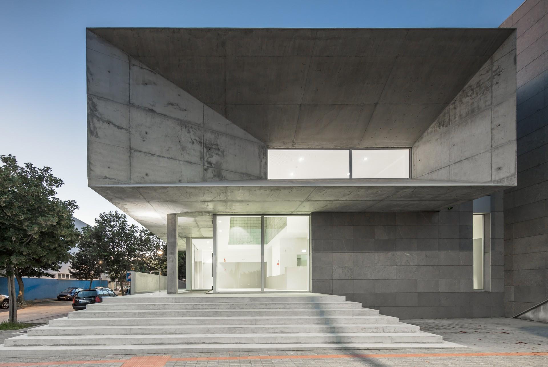 Portuguese Brutalist Architecture 3 portuguese brutalist architecture Portuguese Brutalist Architecture is presented in Atlantic Pavilion Portuguese Brutalist Architecture 3