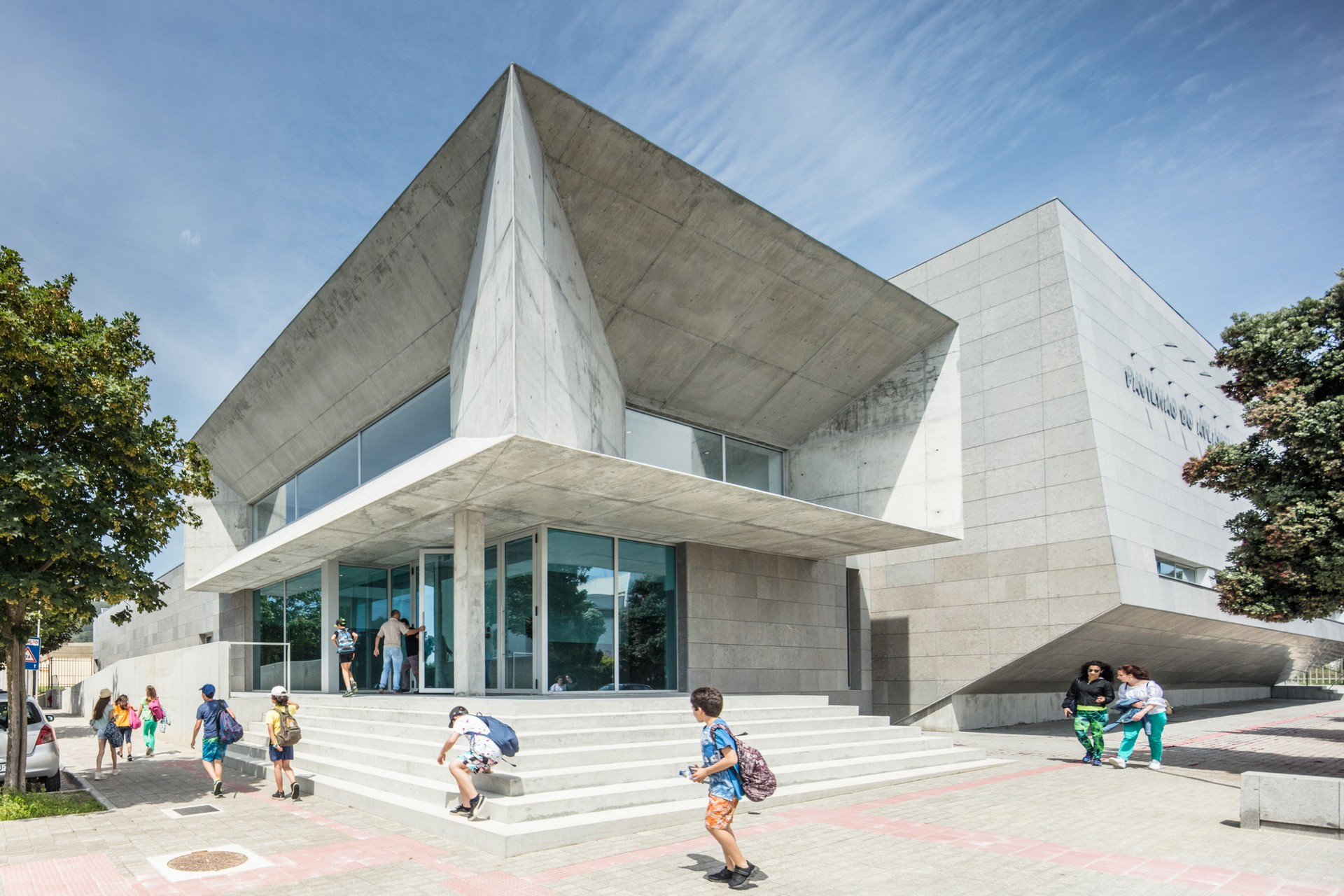 Portuguese Brutalist Architecture 5 portuguese brutalist architecture Portuguese Brutalist Architecture is presented in Atlantic Pavilion Portuguese Brutalist Architecture 5