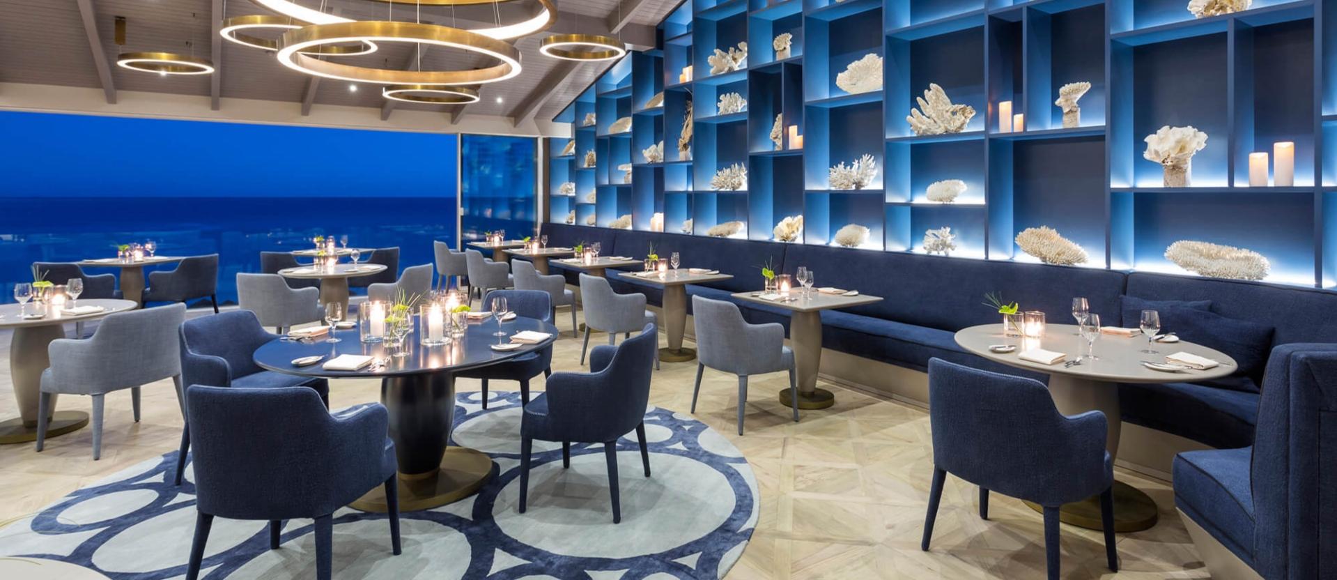 Michelin star restaurants: Ocean restaurant michelin star restaurants Michelin star restaurants: The complete guide for 2019 ocean diningroom 131