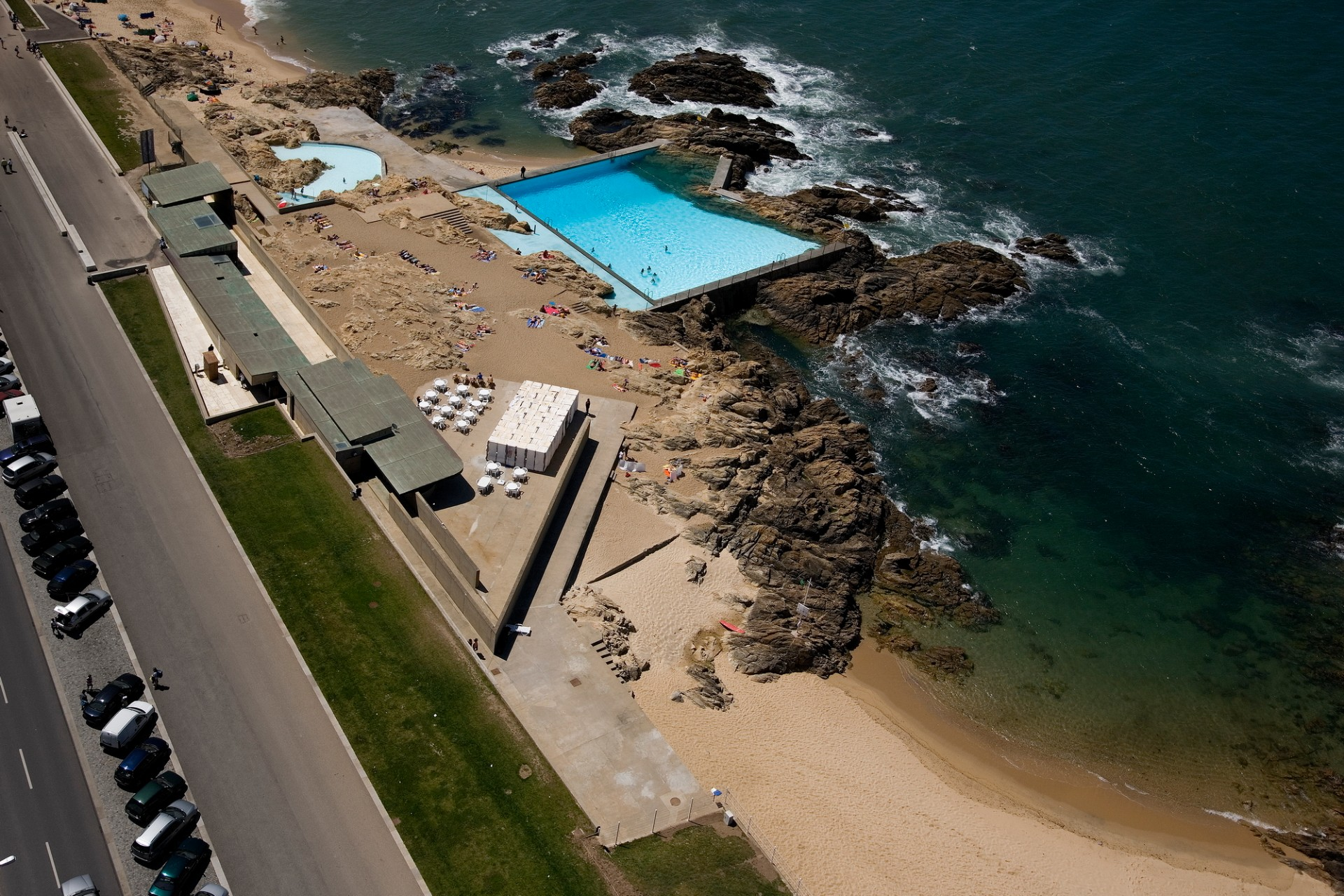 Best Architectural Design: Piscina das Marés what to do in porto What to do in Porto: 48 hours in the Undefeated city 04