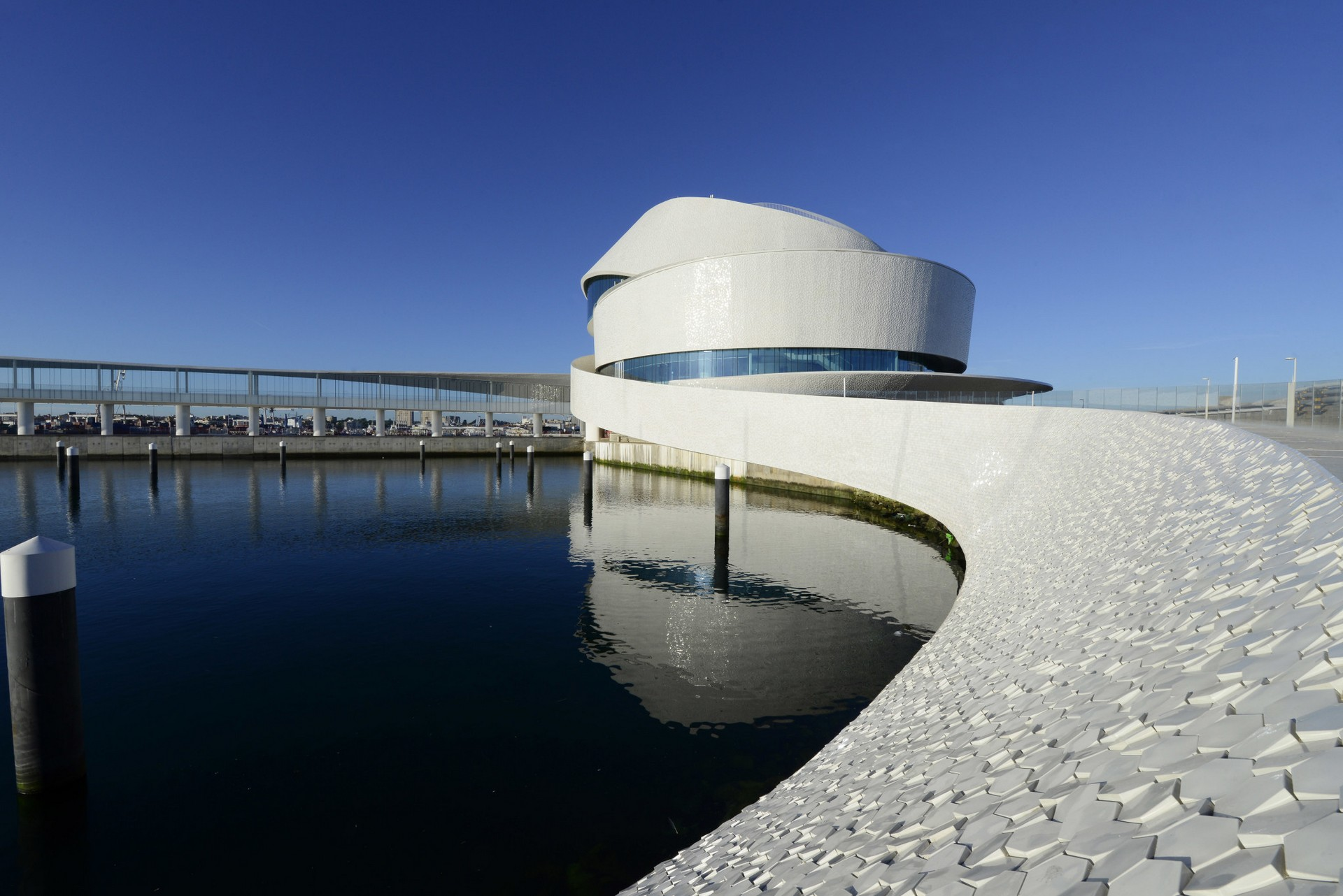 Best Architectural Design: Terminal de Cruzeiros do Porto de Leixões what to do in porto What to do in Porto: 48 hours in the Undefeated city Best Architectural Design 2