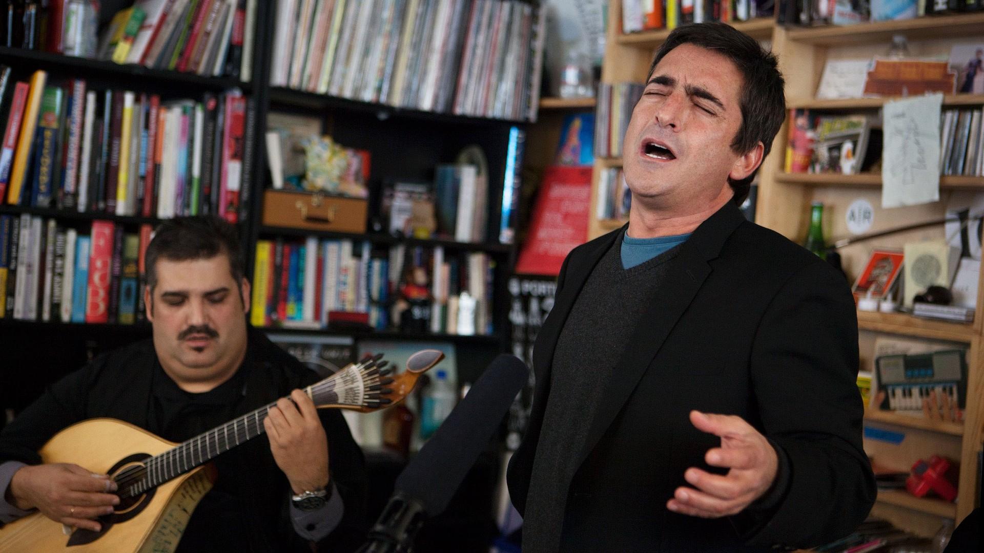 Portuguese Fado singer Camané camané Camané: Interview with the Singer that took Fado across borders Caman   3
