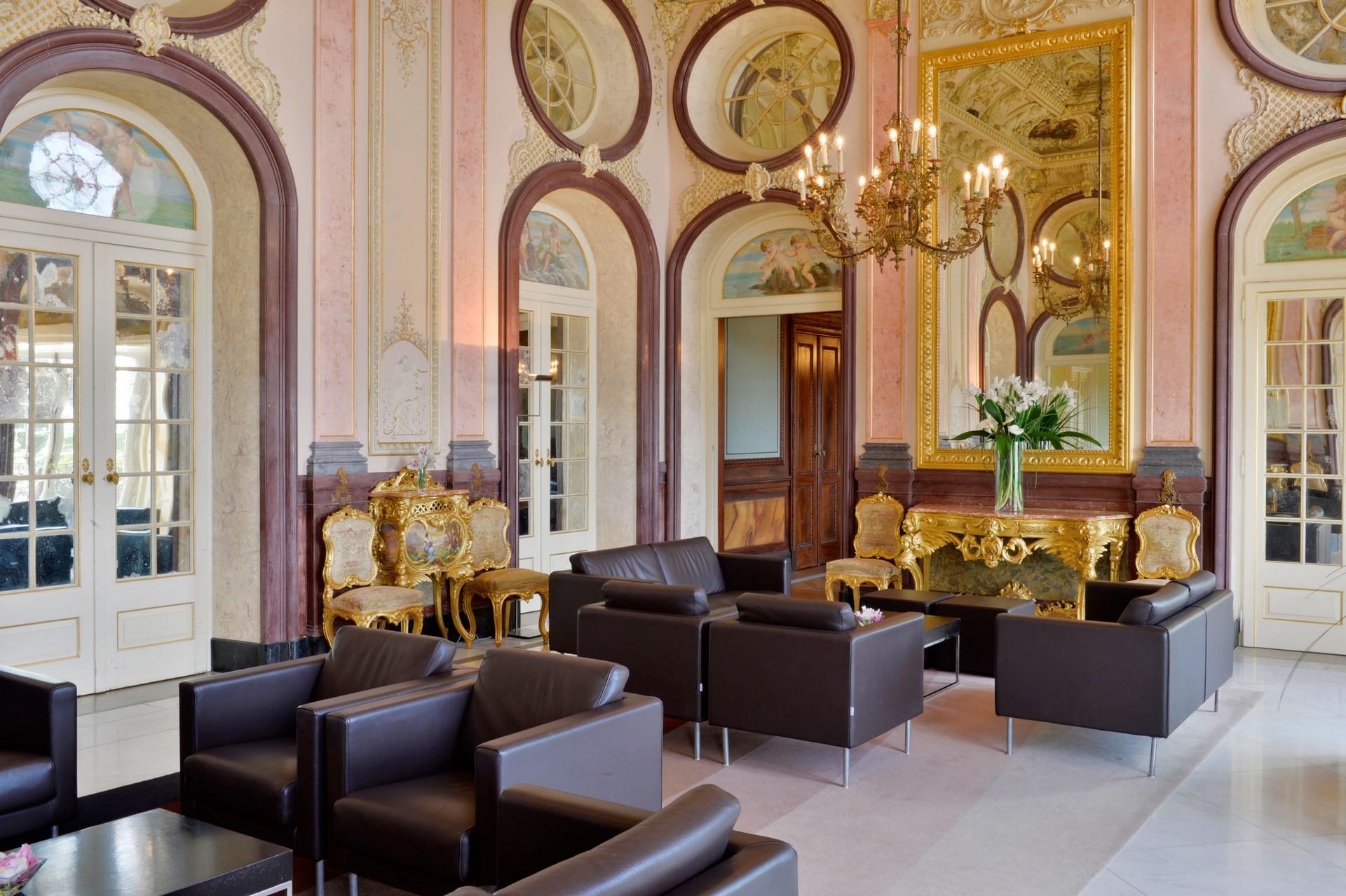 Historic Hotels in Portugal: Palácio de Estoi historic hotels in portugal Historic Hotels in Portugal That You Can't Miss Historic Hotels in Portugal 12