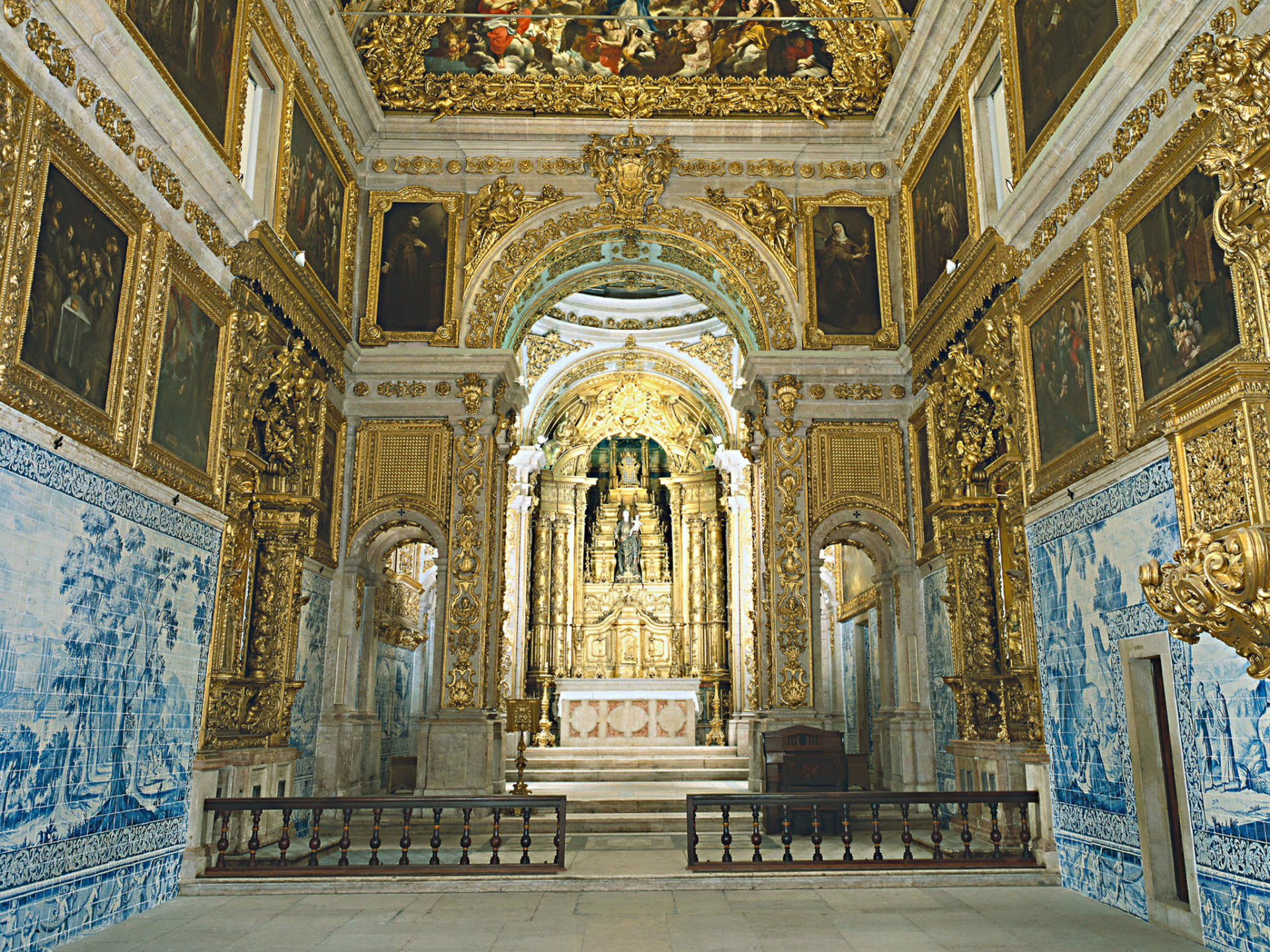 Museums in Portugal: National Azulejo Museum what to do in lisbon What To Do In Lisbon: 48 Hours In The Capital See a Selection of Some of the Most Prestigious Museums in Portugal 5 2