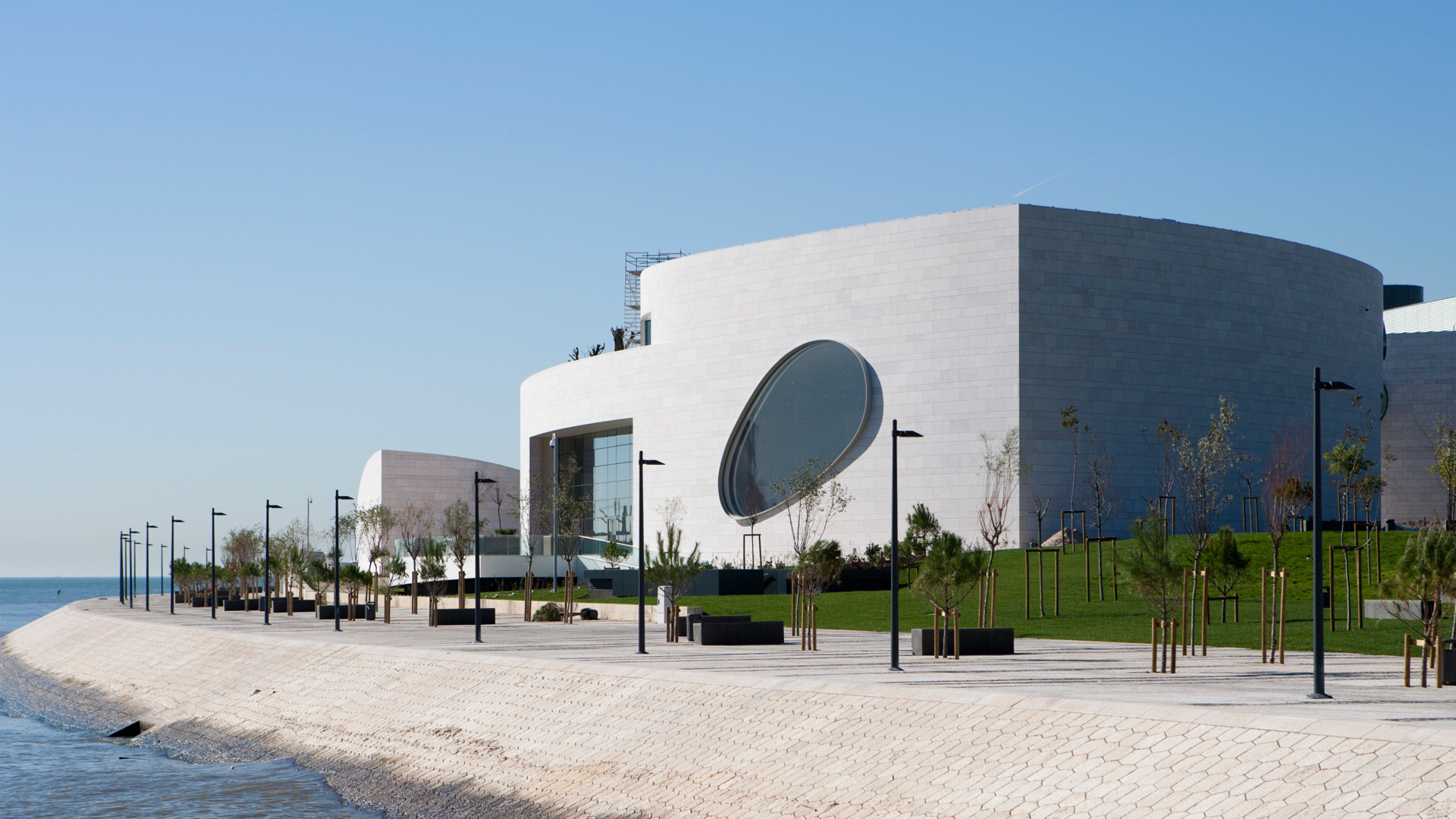 Best Architectural Design: Champalimaud Foundation what to do in lisbon What To Do In Lisbon: 48 Hours In The Capital eee2e50699c1706f19d948a1ac49a0dc