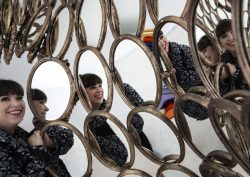 joana vasconcelos Joana Vasconcelos Takes Over Serralves with I'm Your Mirror 1331537 250x177