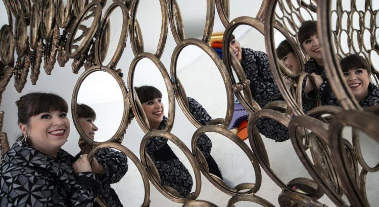 joana vasconcelos Joana Vasconcelos Takes Over Serralves with I'm Your Mirror 1331537 750x410