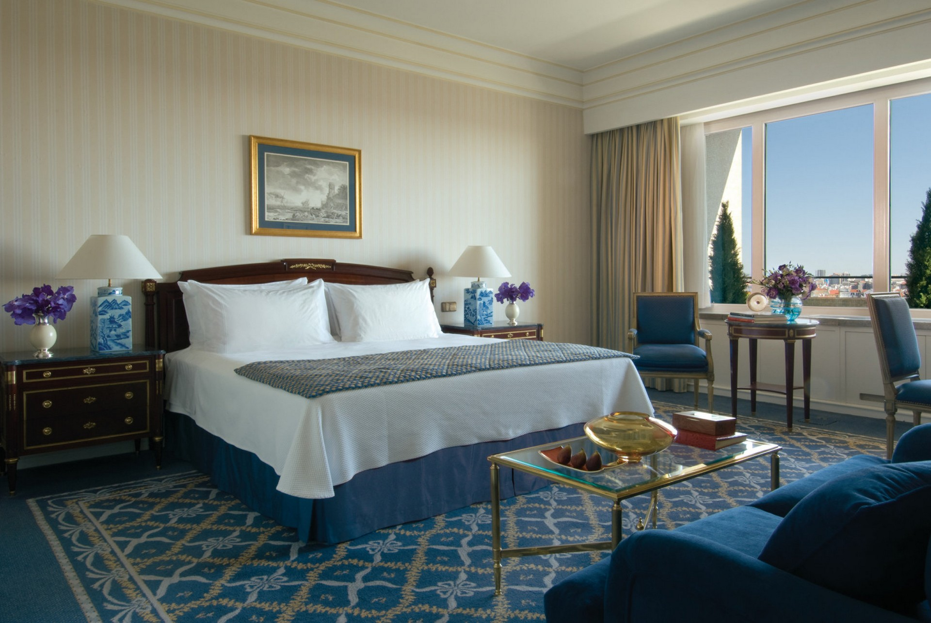 Four Seasons Hotel Ritz luxury hotels Luxury Hotels To Discover in Lisbon Four Seasons Hotel Ritz 3