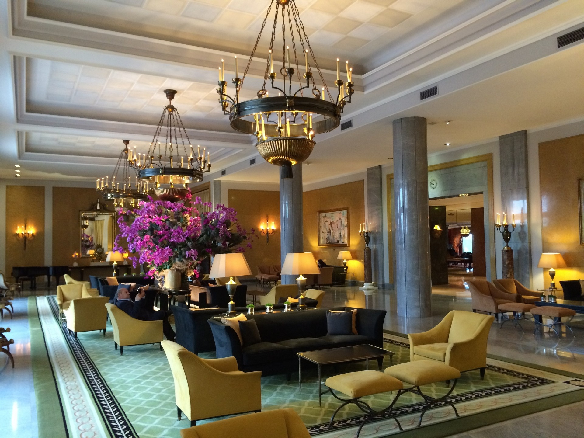 Four Seasons Hotel Ritz luxury hotels Luxury Hotels To Discover in Lisbon Four Seasons Hotel Ritz 4