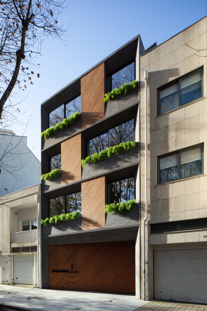 'Foz Housing' Is The Most Recent Project By dEMMM Arquitectura foz housing 'Foz Housing' Is The Most Recent Project By dEMMM Arquitectura 1