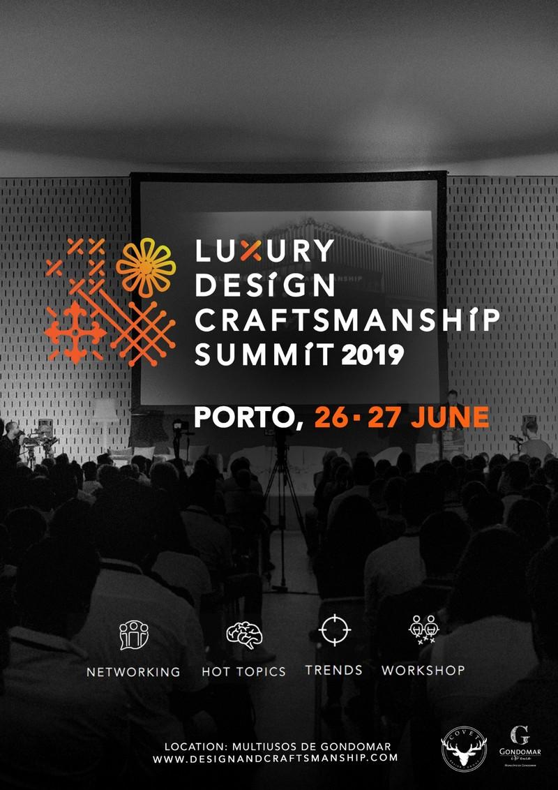 SUMMIT: The Luxury Design & Craftsmanship Fair Is Back In Porto summit SUMMIT: The Luxury Design & Craftsmanship Fair Is Back In Porto Celebrate Arts and Crafts With The Luxury Design Craftsmanship Summit 2019 1