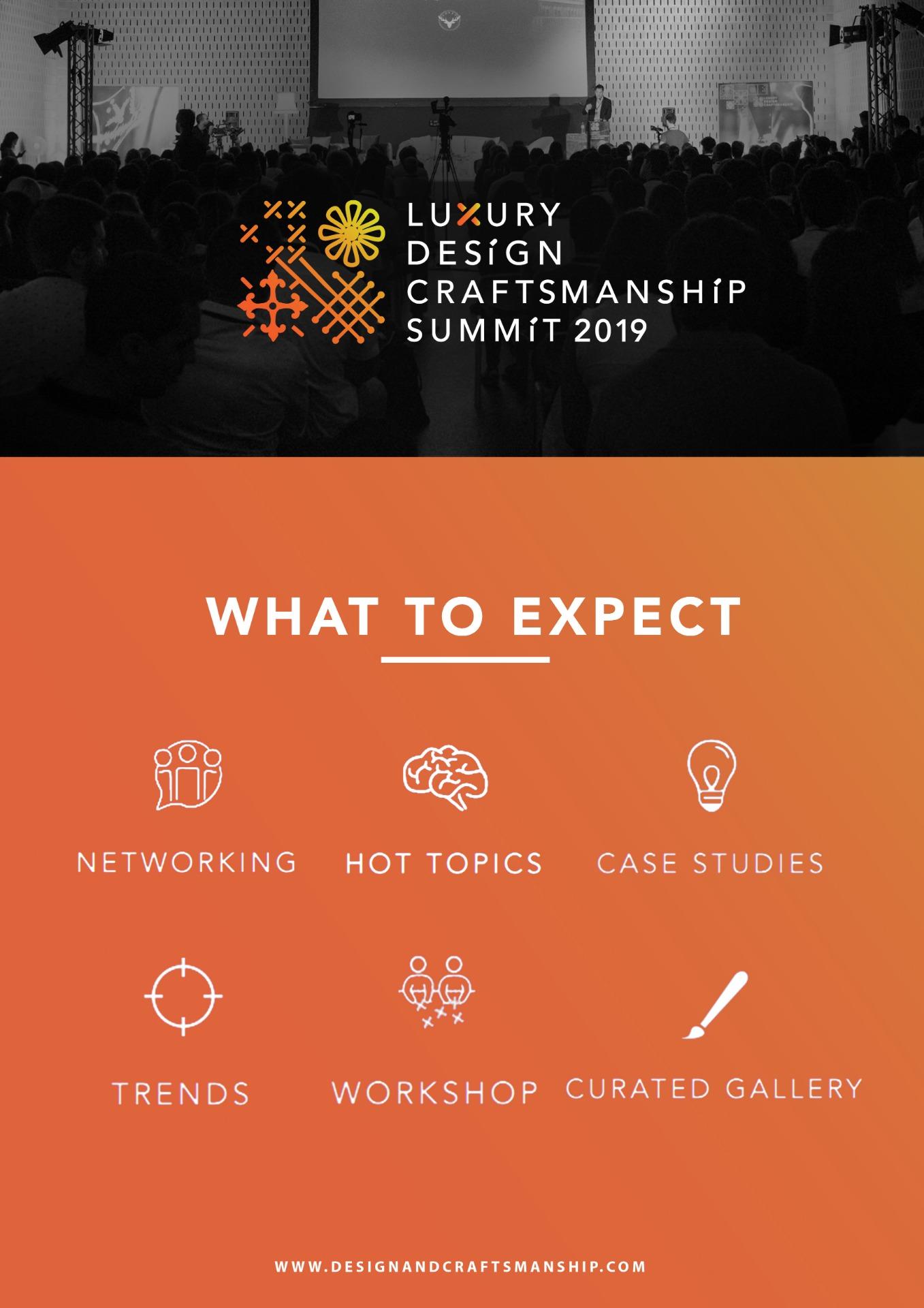 SUMMIT: The Luxury Design & Craftsmanship Fair Is Back In Porto summit SUMMIT: The Luxury Design & Craftsmanship Fair Is Back In Porto Celebrating Craftsmanship The Luxury DesignCraftsmanship Summit 2019 1