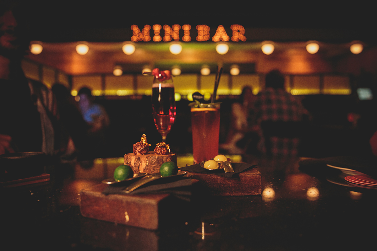 Have You Heard About Chef Avillez's Gastronomic Bar? mini bar Have You Heard About Chef Avillez's Gastronomic Bar? Mini20Bar Ensemble 10 Credit BoaOnda