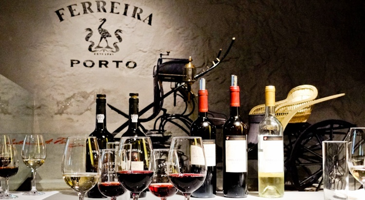 Porto Wine Tour: Discover The Best Wine Cellars  porto wine tour Porto Wine Tour: Discover The Best Wine Cellars caves ferreira 17 171616650254f5d623b65b5