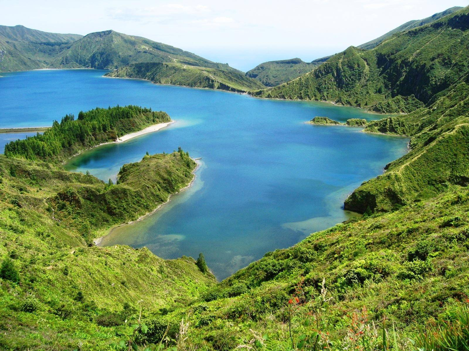 Top 5 Beaches from Portugal beaches Top 5 Beaches to Visit in Portugal lagoa do fogo
