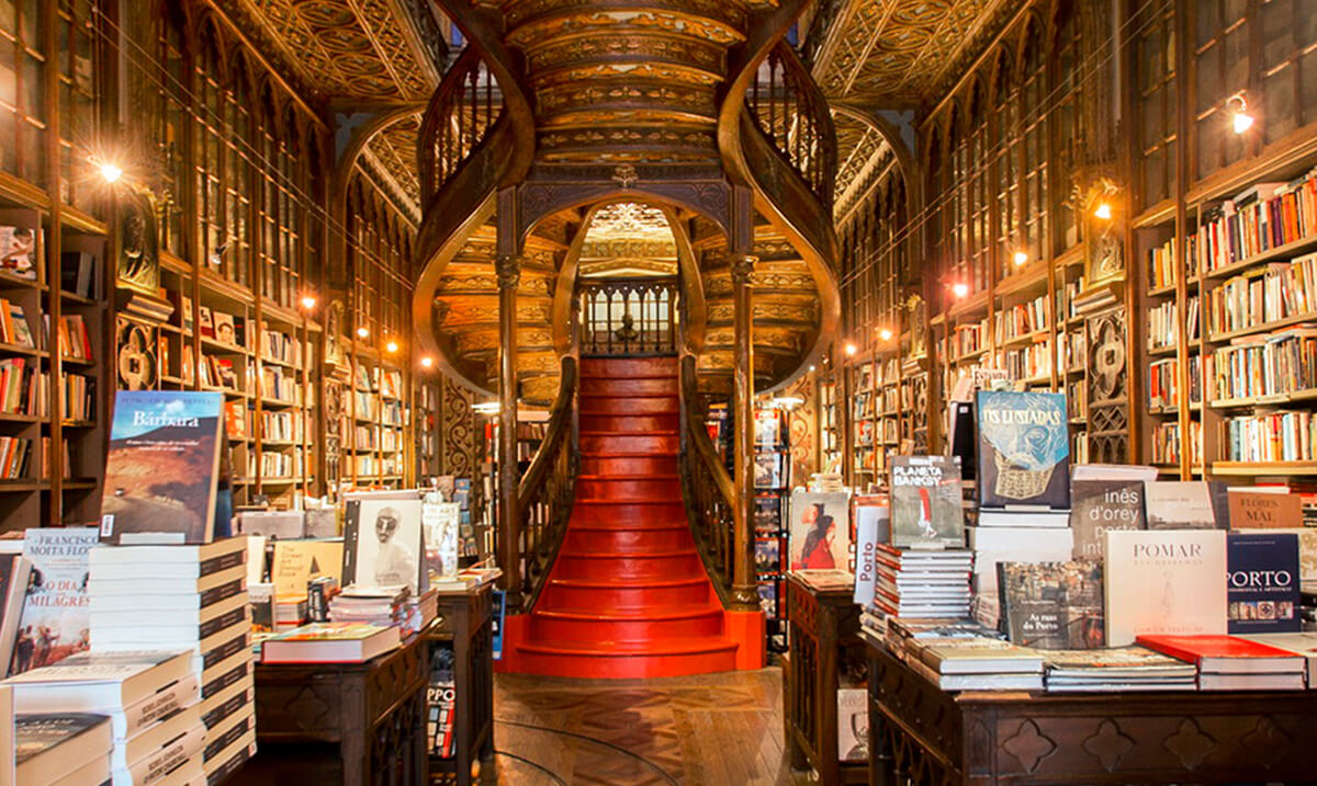City Guide: Discover The Best From Porto city guide City Guide: Discover The Best From Porto livraria lello 1