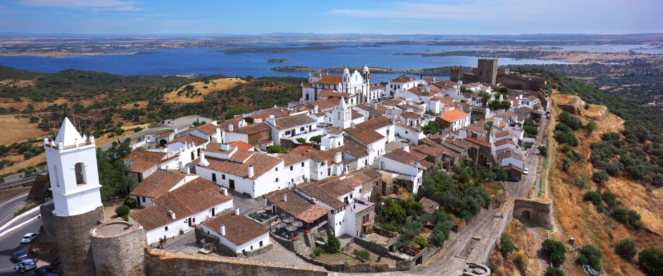 Villages Of Portugal: Discover One Of The Best Kept Secrets From Portugal portugal Portuguese Villages: Discover One of The Country's Best Kept Secrets monsaraz aerea 1
