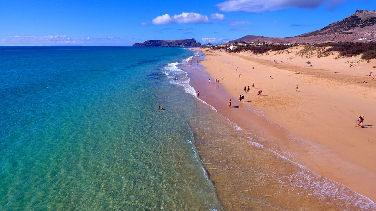 Top 5 Beaches from Portugal beaches Top 5 Beaches to Visit in Portugal porto santo