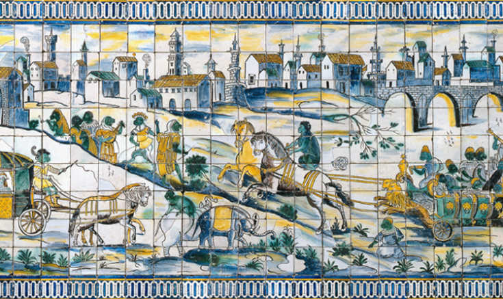 Portuguese Tiles: More Than a Decoration Motif  portuguese tiles Portuguese Tiles: More Than a Decoration Motif 1 200