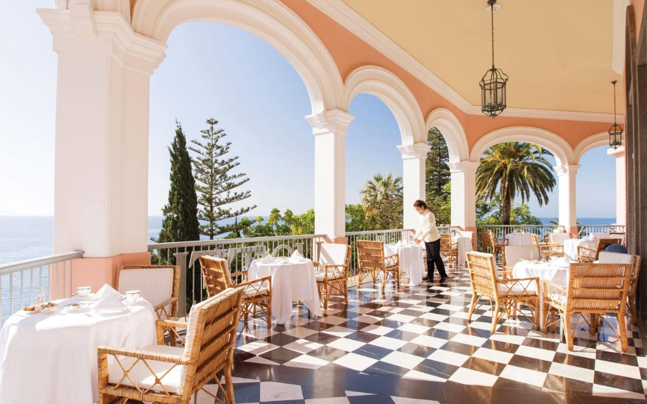 Best Hotels in the Portuguese Islands hotels Best Hotels in the Portuguese Islands Belmond Reids Palace 2