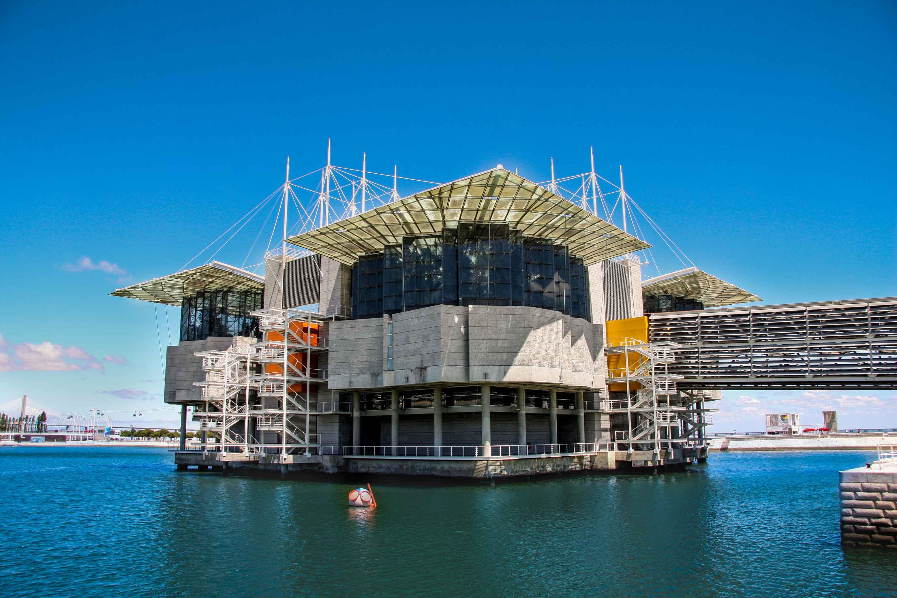 Portugal's Best Architecture Projects architecture Portugal's Best Architecture Projects Lisbon   s Aquariums 2