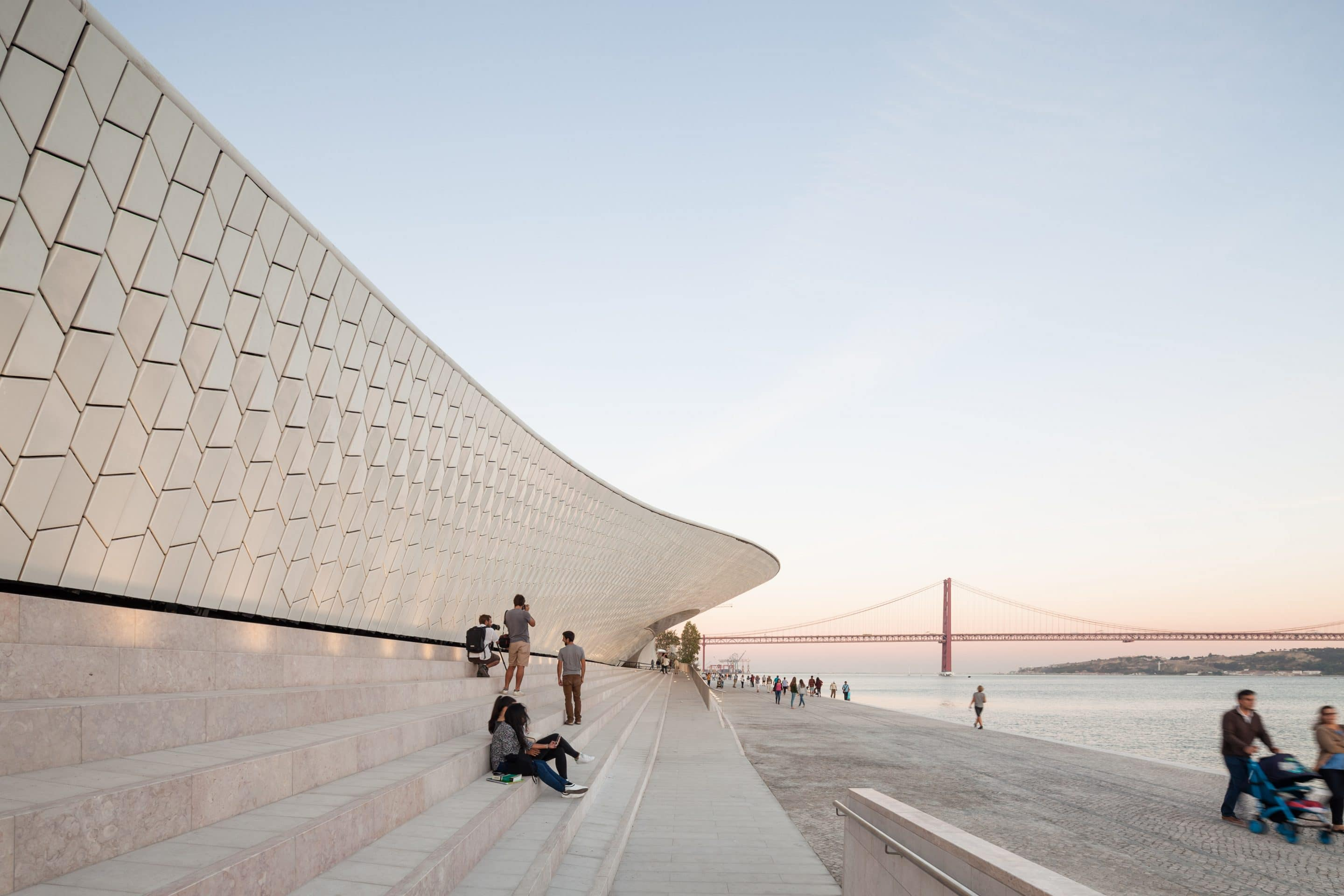 Portugal's Best Architecture Projects architecture Portugal's Best Architecture Projects MAAT Museum 2