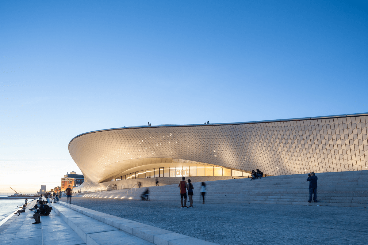The Best Museums & Art Galleries in Portugal museums The Best Museums & Art Galleries in Portugal Museum of Art Architecture and Technology MAAT