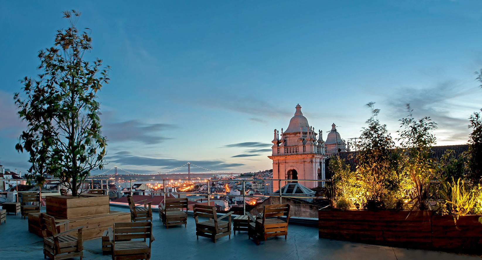 The Best Rooftop Bars in Portugal best rooftop bars in portugal The Best Rooftop Bars in Portugal PARK bar 2