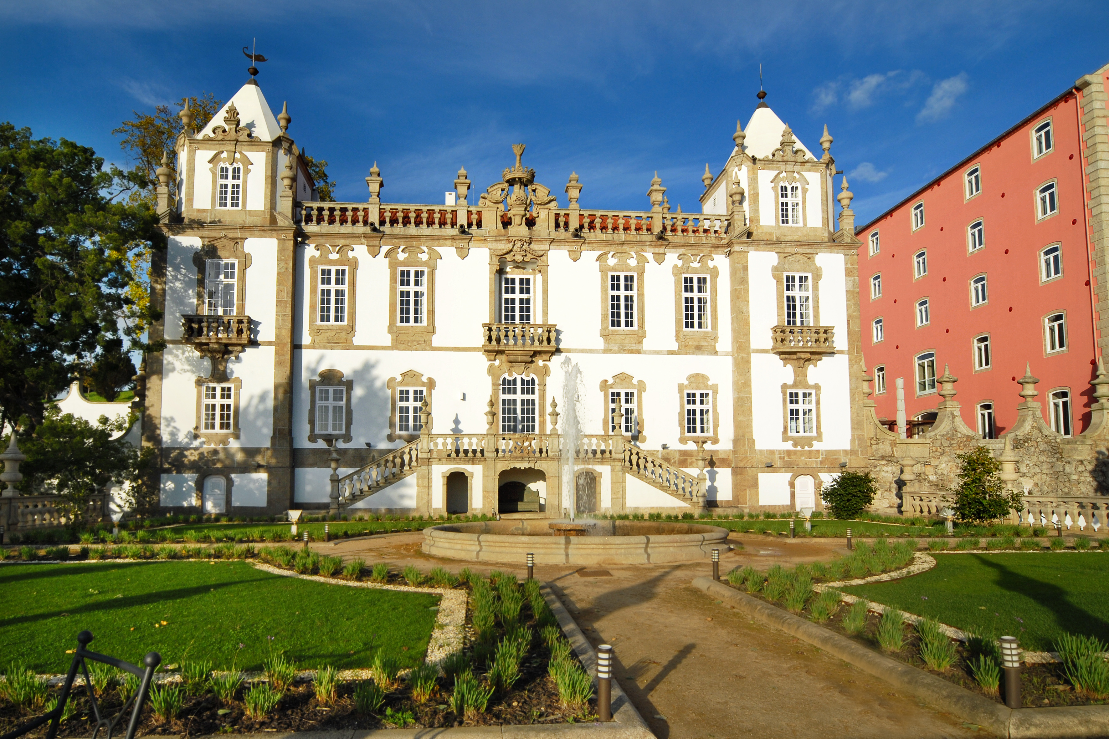 Best Hotels from Northern Portugal hotels Best Hotels in Northern Portugal Pal  cio do Freixo   Fachada