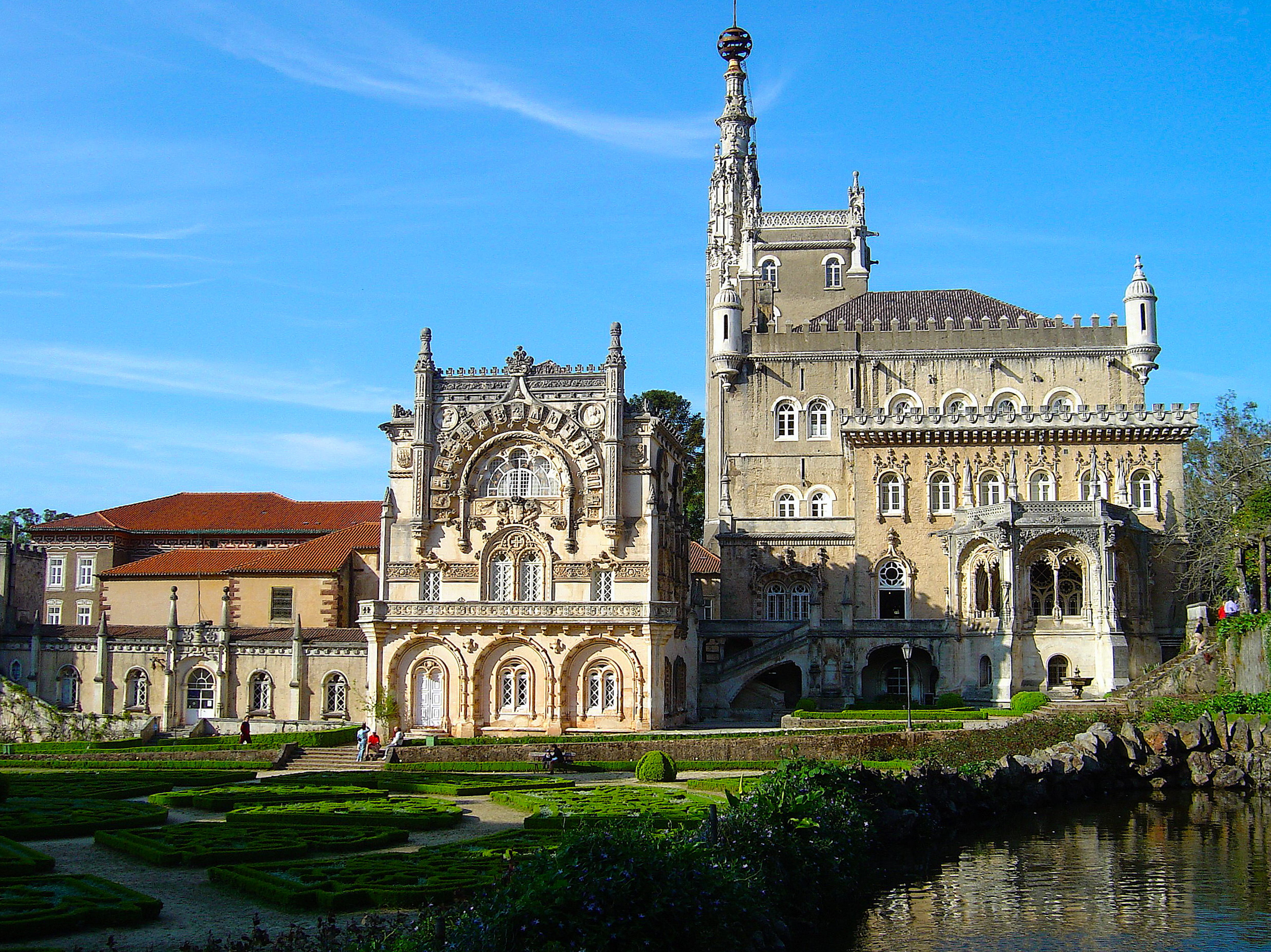 Best Hotels in Central Portugal hotels Best Hotels in Central Portugal Palace Hotel do Bussaco