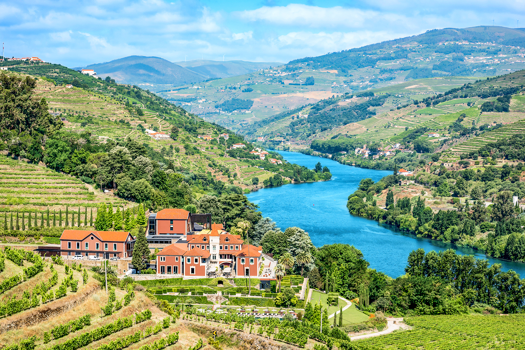 The Best Secret Places From Portugal  secret places The Best Secret Places In Portugal Six Senses Douro Valley 1