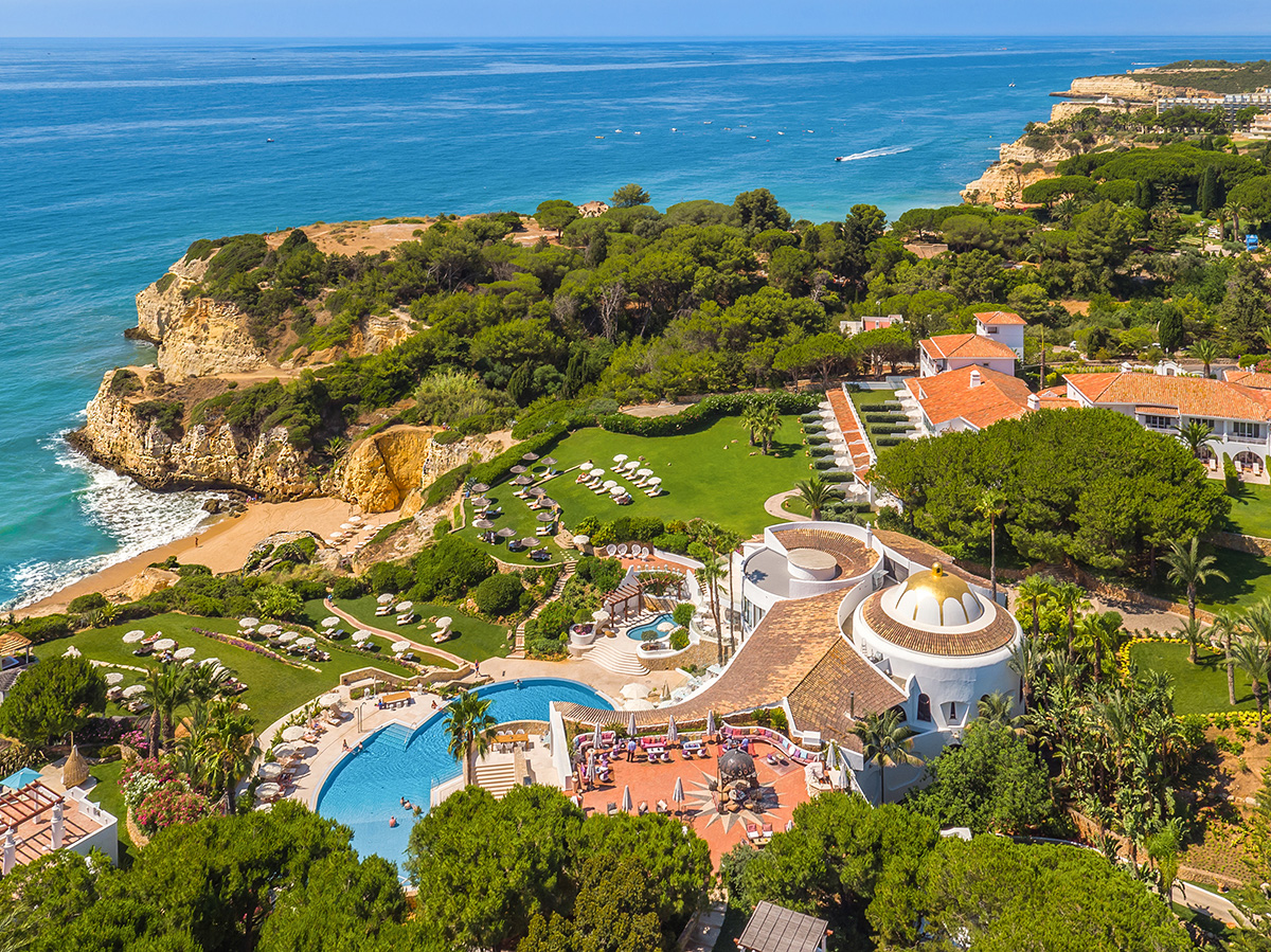 The Best Luxury Hotels In Portugal  luxury hotels The Best Luxury Hotels In Portugal Vila Vita Parc