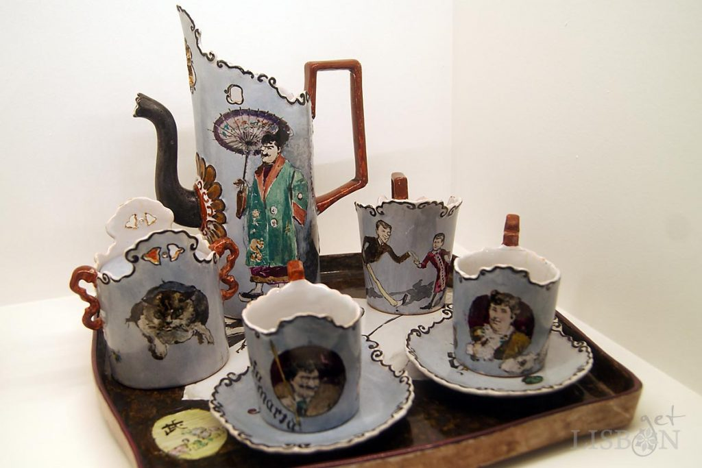 Top Museums and Art Galleries In PortugalTop Museums and Art Galleries In Portugal top museums and art galleries Top Museums and Art Galleries In Portugal bordalo pinheiro museum 6 coffee set getlisbon 1024x683