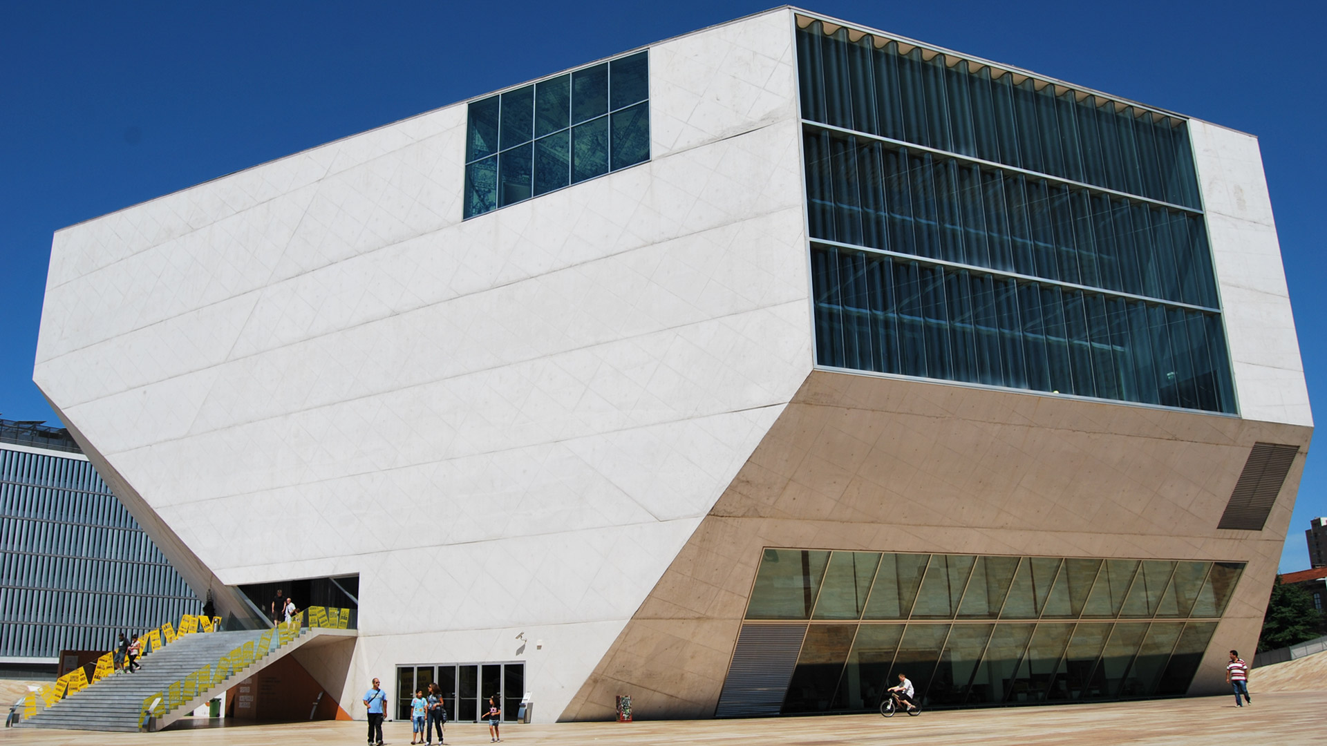 Portugal's Best Architecture Projects architecture Portugal's Best Architecture Projects casa da musica destaque