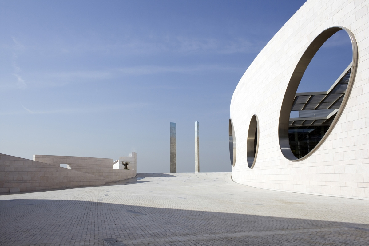 Top Museums and Art Galleries In Portugal architecture projects Architectural Design: The Best Architecture Projects champalimaud foundation1313d2ba