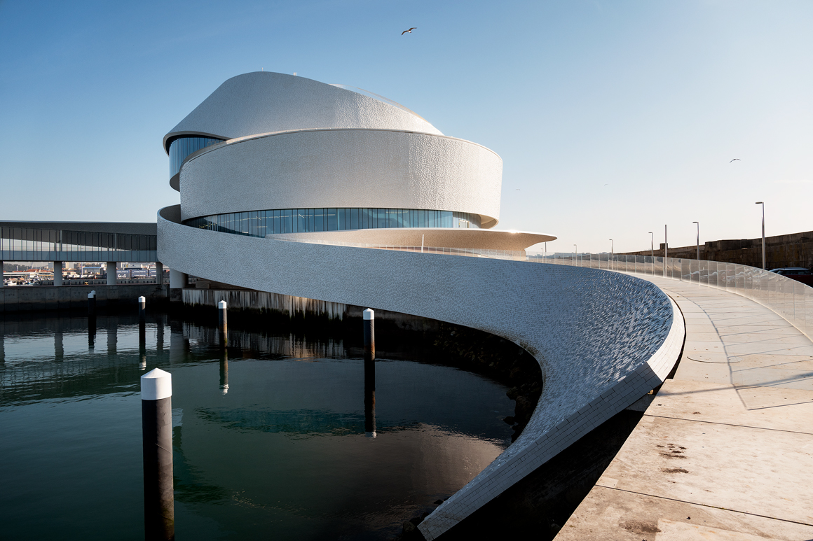 Top Museums and Art Galleries In Portugal architecture projects Architectural Design: The Best Architecture Projects mno terminal passageiros Leixoes