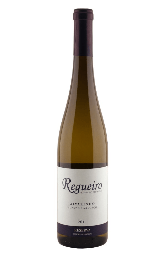 The Best Wines From Portugal  wines The Best Wines From Portugal quinta do regueiro alvarinho reserva branco 1372707