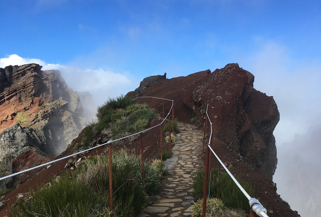 Secrets Itinerary: What To Do In The Amazing Madeira Island  madeira Secrets Itinerary: What To Do In The Amazing Madeira Island 20180226223335 pico do arreeiro madeira