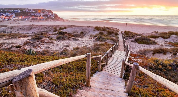 algarve Monte Clérigo: This Secret Beach In Algarve Is A Paradise Waiting To Be Discovered 7945193992 2158116972 h e1556115524766 1 750x410