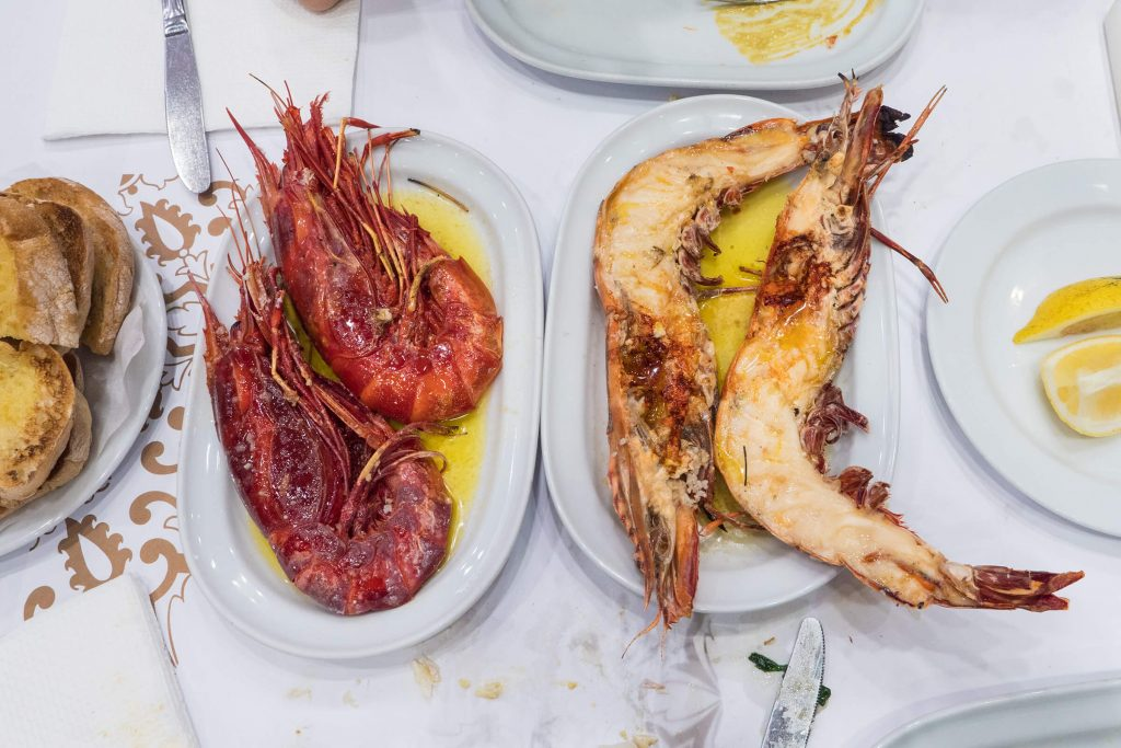 Amazing Seafood Places To Taste The Summer seafood Amazing Seafood Places To Taste The Summer Cervejaria Ramiro Lisbon Portugal 1024x683