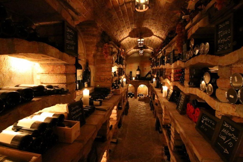 vila vita parc Secrets From Portugal's Exclusive Interview With Vila Vita Parc's Team Vila Vita Parc Algarve Wine Cellar Cave Vinhos 1024x683