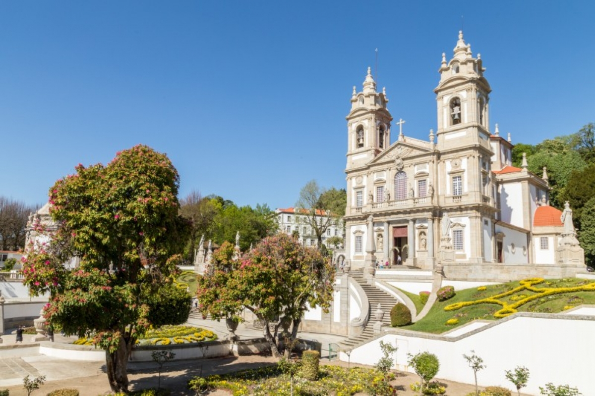 Here's Why Sanctuary of Bom Jesus do Monte in Braga Is On The UNESCO's World Heritage List   unesco Secrets Tips: Here's Why Sanctuary of Bom Jesus do Monte in Braga Is On The UNESCO's World Heritage List bragacool visitar bomjesus103