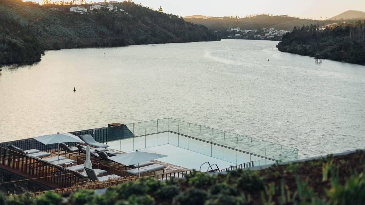 Discover Douro41 Hotel & Spa, A Resort Anchored On The Terraces Of The Douro River