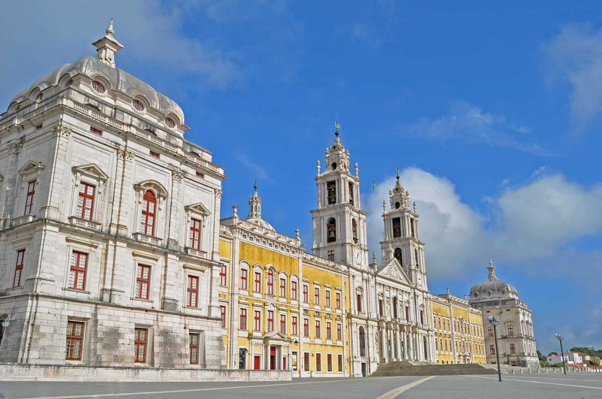 unesco There Are Two Portuguese Sites In The New UNESCO's World Heritage List mafra palace e1562585551769
