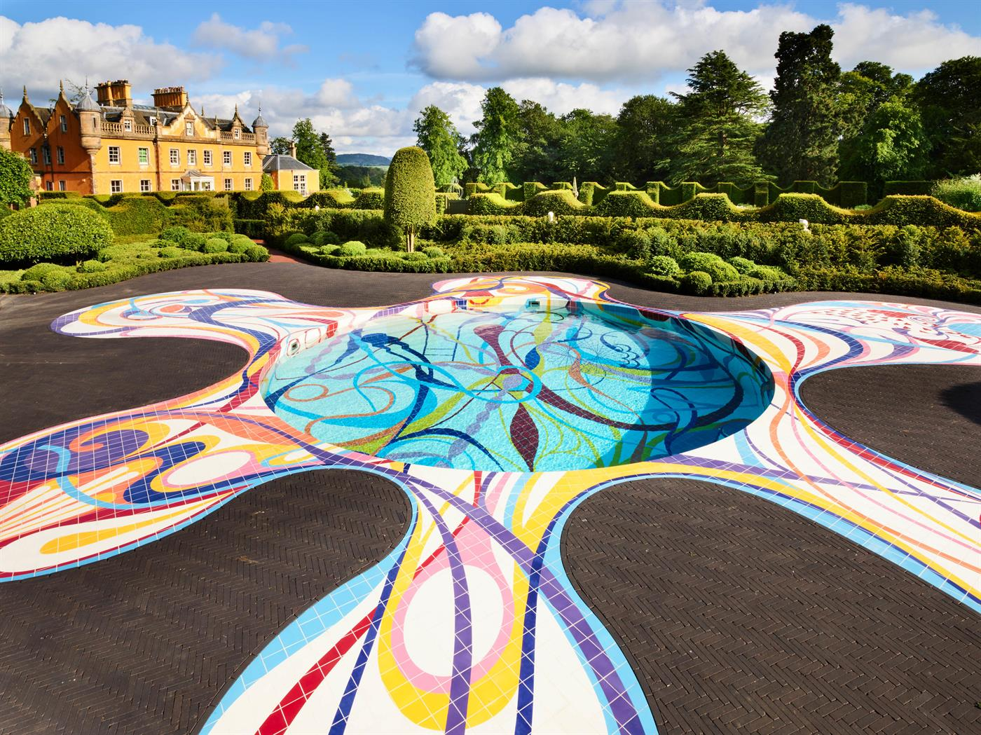 Joana Vasconcelos Strikes Again: Discover Her Newest Project In Scotland