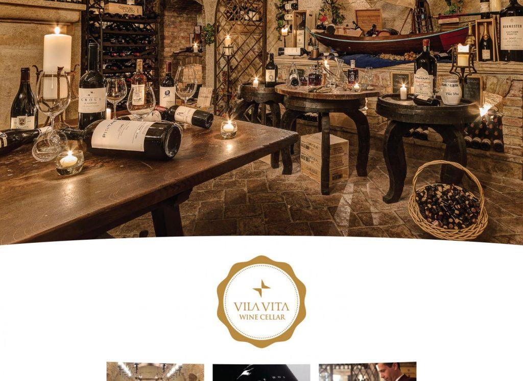 vila vita parc Secrets From Portugal's Exclusive Interview With Vila Vita Parc's Team vvp 25352 wine cellar encontro com o chef pt 1024x747