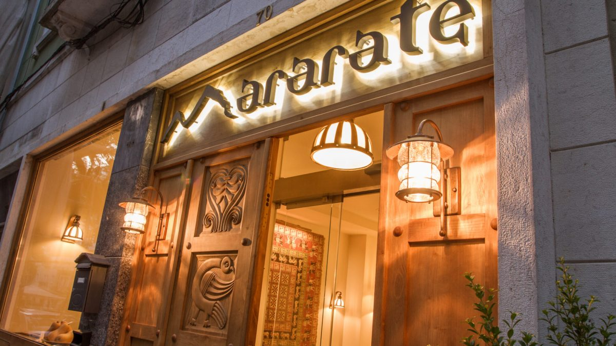 Ararate: The Armenian Food Restaurant That Conquered The Portuguese
