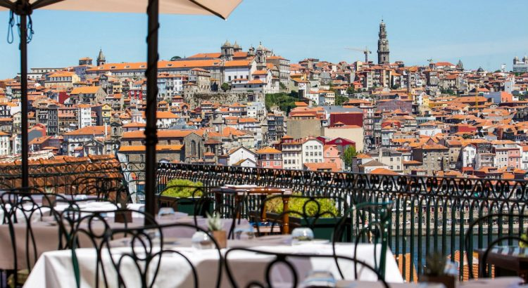porto Porto: Taylor's Wineries Have Amazing New Dishes To Order This Summer Restaurante Bar  o Fladgate 750x410